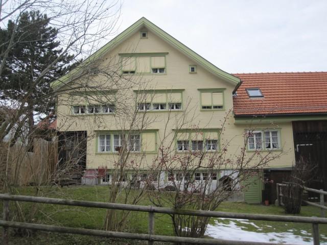 Appenzeller-Haus - Zustand und Sicht auf den Bodensee vom Be 24434914
