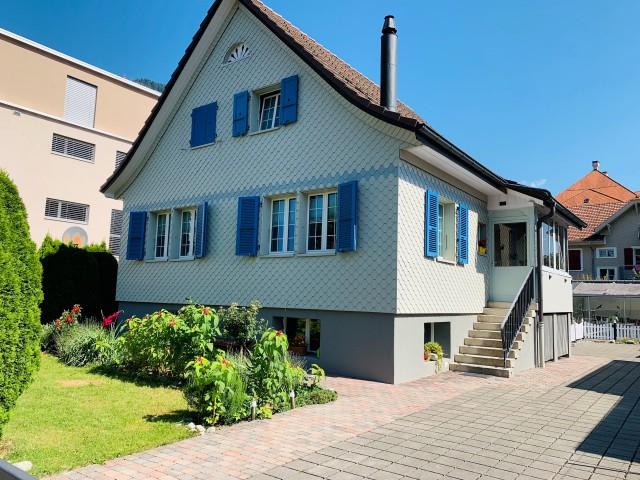 freistehendes Wohnhaus mit toller Gartenanlage 31787338