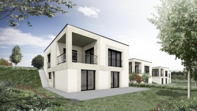 Freistehendes 5.5 Zimmer Einfamilienhaus Nr. 2, Nutzfläche 1 22094137
