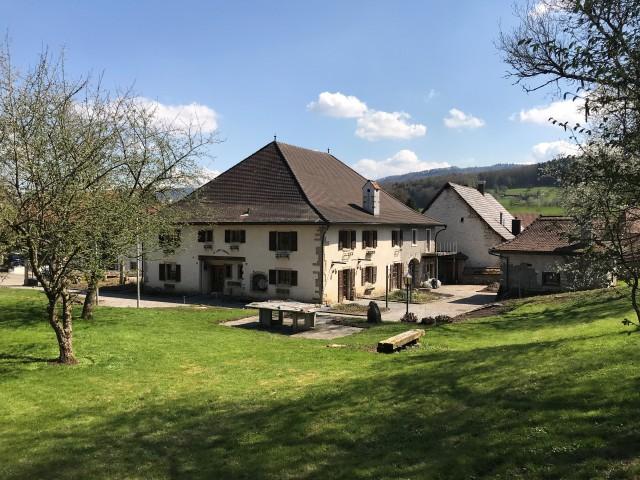 Propriété à vendre à Grandfontaine (JURA) / Landhaus zu verk 24475672