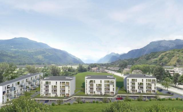 Appartements 2,5 et 3,5 pces - Châteauneuf (Sion) 27017908