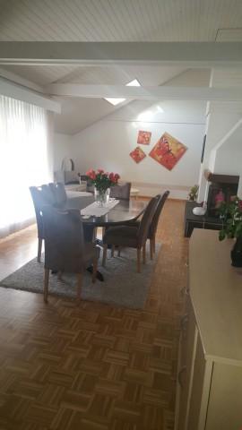 günstige 5.5 Zimmer Attika Wohnung (CHF 2'170.00 inkl. PP +  20336650
