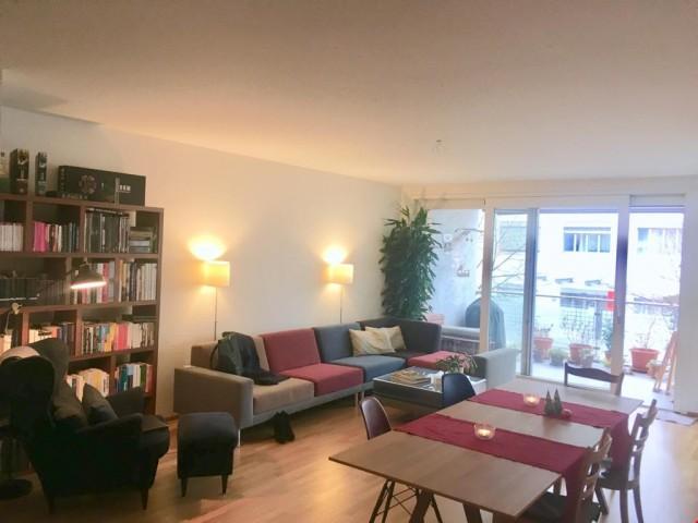 Top augestattete 3.5 Zimmer-Wohnung mit grossem Balkon 32303877