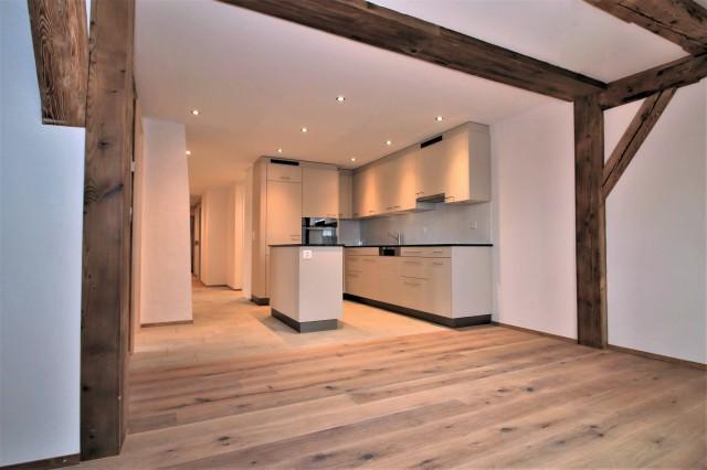 Erstvermietung: Grosse Wohnung mit Bauernhauscharme 32277168