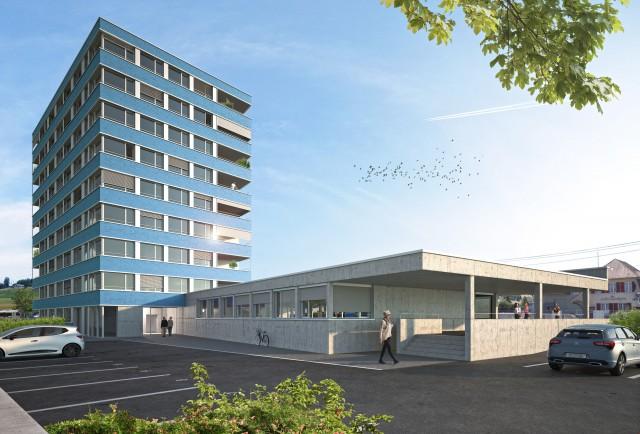Geschäfts- und Büroflächen in LOHN-AMMANNSEGG (SO) 22770540
