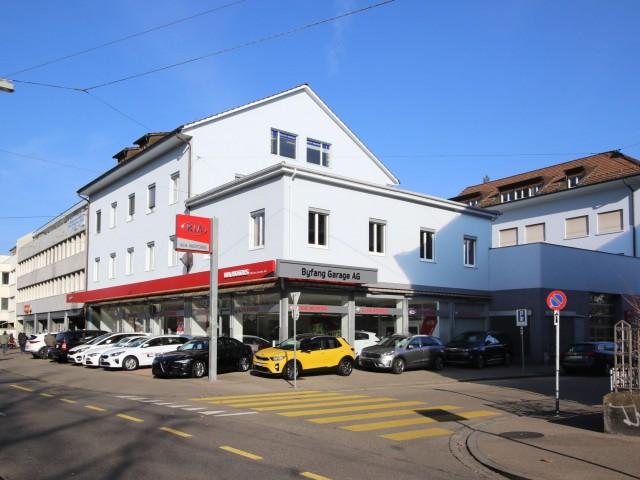 Geräumige Büroflächen unweit vom Bahnhof SBB 29910248