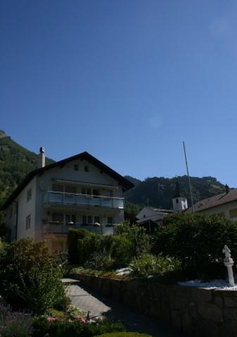 Sehr schöne 4.5 Zi-Wohnung mit Cheminée und Balkon 19631637
