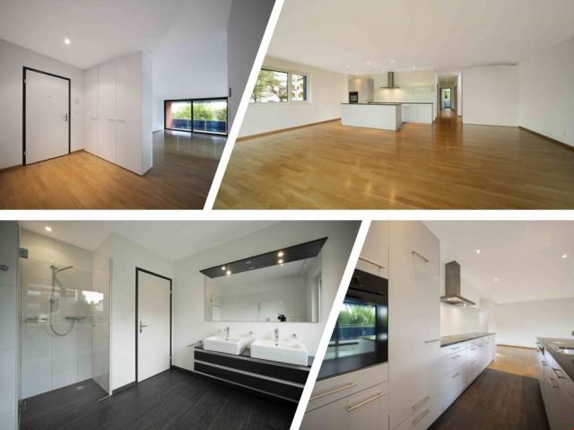 Schwellenlose und gute eingeteilte Wohnung im Herzen von Wid 24501577