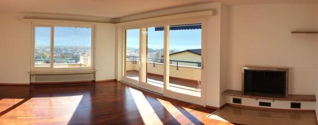Ruhige Whg. mit Seesicht und grossem Balkon/ App. calmo vist 24511337