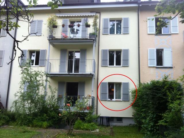 1 Zimmer-Wohnung im Murifeld 24882121