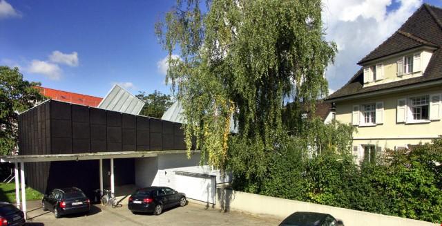 Vermietung mit Kaufoption eines Ateliergebäudes von Herzog & 31745304