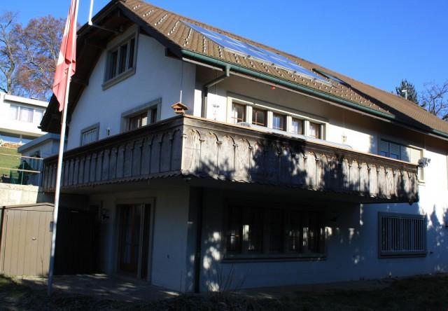Schönes, freistehendes 8-Zimmer-Haus mit Doppelgarage 22124987
