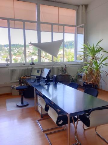 Büro/Atelier im Bally-Areal mit Möblierung 29880565