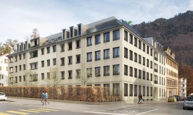 Neubauwohnungen in Glarus an zentraler, ruhiger Lage 21226023