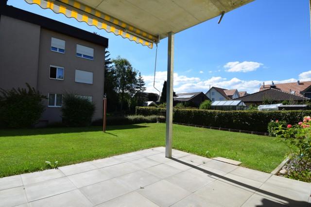 Günstige 4.5 Zimmer Eigentumswohnung mit Gartensitzplatz 25448216