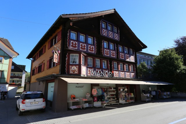 Laden-/Gewerberäumlichkeiten im Zentrum von Appenzell! 21176995