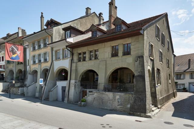 12.5 Zimmer Altstadthaus in Avenches 20046451