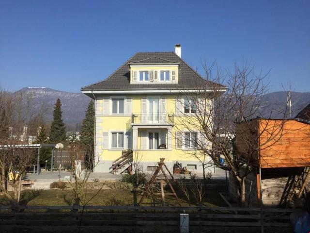Wunderschönes 7.5 Zi.Einfamilienhaus mit grossen Garten 27933956