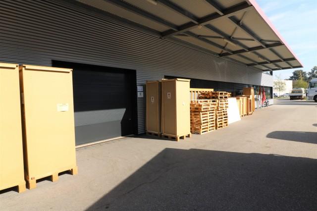 Warenumschlagsplatz