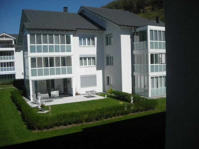 Moderne Wohnung mit Garten inkl. zwei Tiefgaragenplätze such 23800388