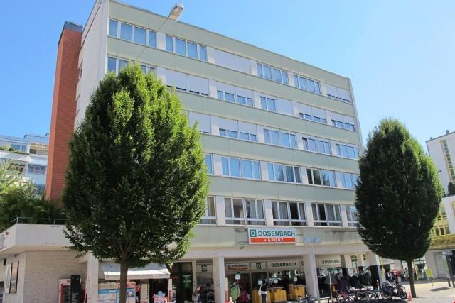 Wohnen und Einkaufen an zentraler Lage in Olten 21650629