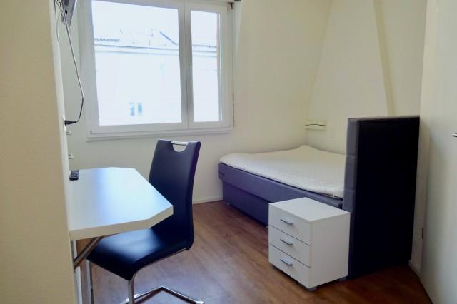 Möbliertes Studio in Basel mit TV 26241809