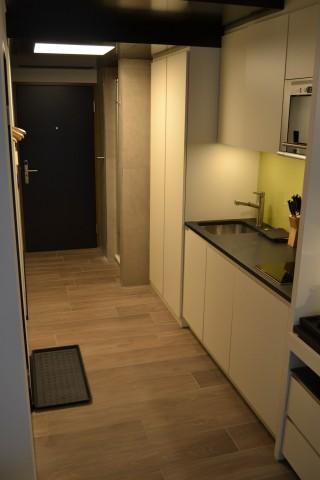 Apartment Pilatus, Küche