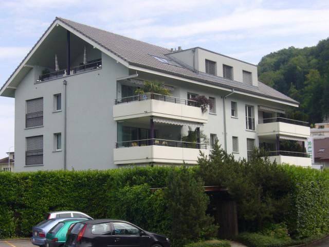 Zentrumnahe sonnige 4.5 Z. Wohnung in Stansstad 21215106