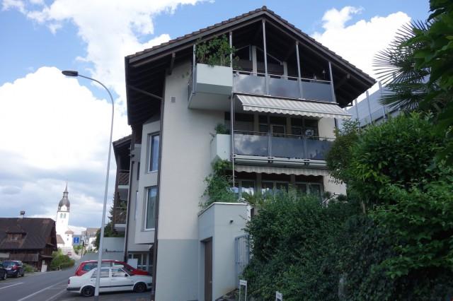 Grosszügige 4 1/2 Zimmer Maisonette-Dachwohnung mit Seesicht 20754463