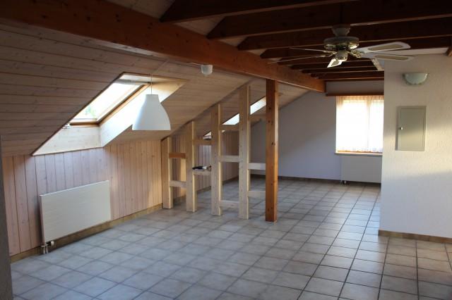 Wunderschöne, rustikale 4,5 Zimmer Dachwohnung 25907597