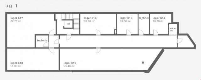 Neubauprojekt mit grosszügigen Lagerräumen bis zu 137 m2 21163496