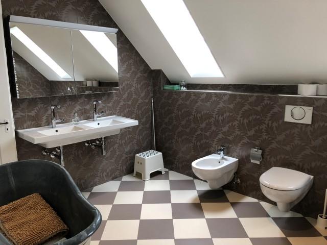 Badezimmer Etage 2