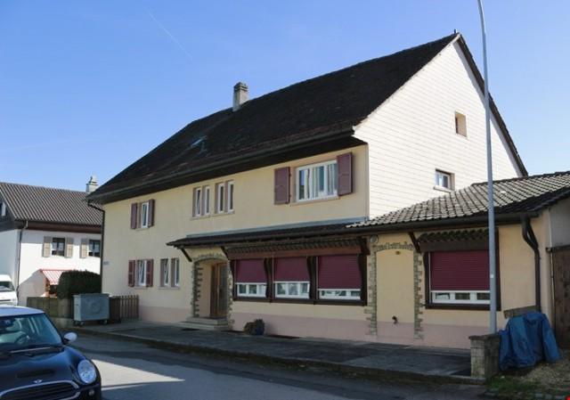 Bassecourt, appartement de 3.5 pces au 1er étage 25140263