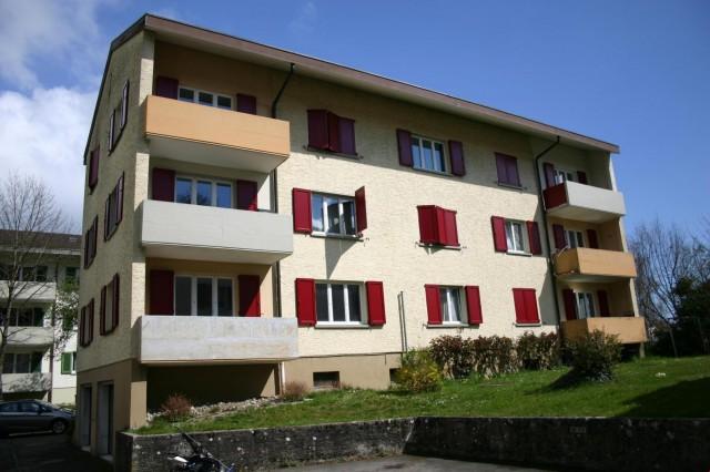 Zentral gelegene Wohnung mit Parkplatz, an der Grenze zu Kon 28801565