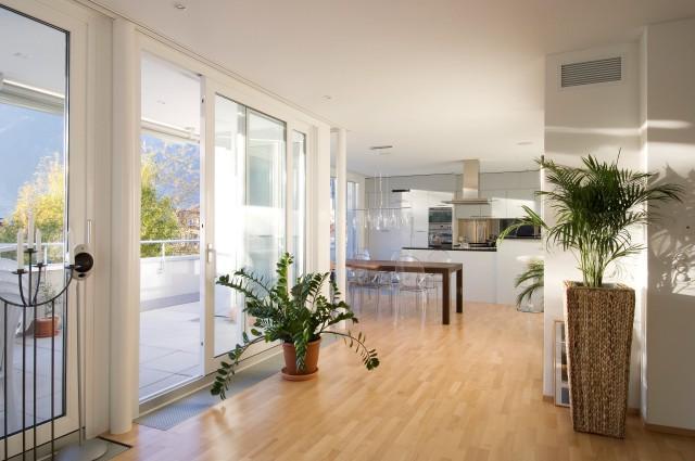4.5 Zimmer Attika Wohnung in ruhigem Mehrfamilienhaus 32289782