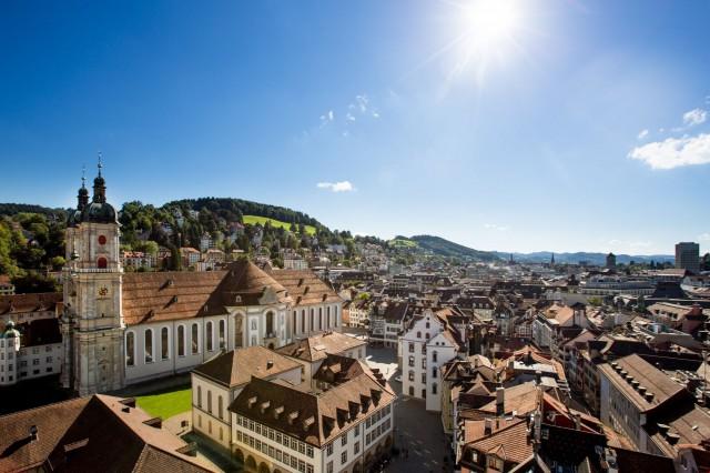 Wohnen in der Stadt St. Gallen 27513751