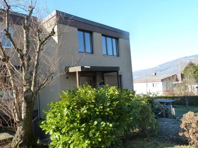 5 1/2-Zimmer-Eckeinfamilienhaus mit Seesicht 28376233
