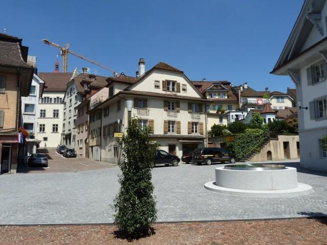 Altstadt-Lieg. mit Ladenlokal am geschichtsträchtigen