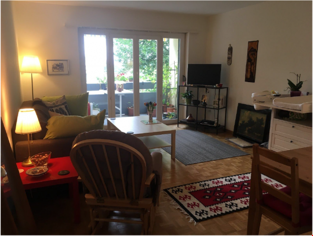 2.5 rooms in beautiful Witikon - 20 minutes from downtown Zu 31031500