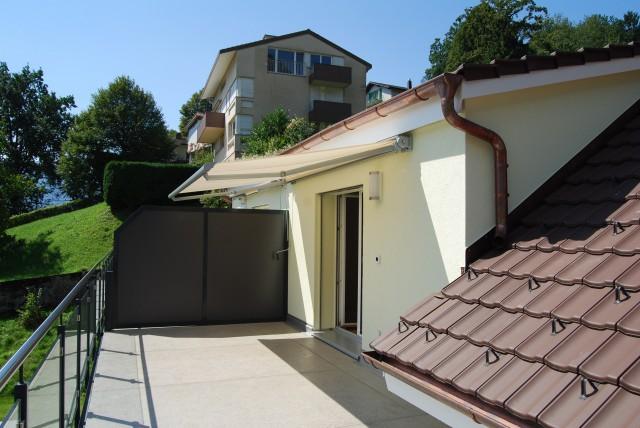 Nachmieter gesucht für Dachwohnung mit grossem Balkon und Se 28753661