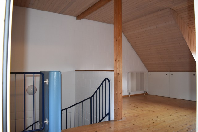 3.OG - Aufgangbereich in Atelier / B�ro