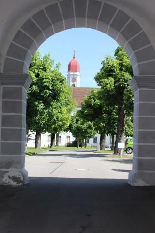 Wunderbares 2.5 ZWG Bijou auf 2 Stockwerken im Kloster St. U 25200996