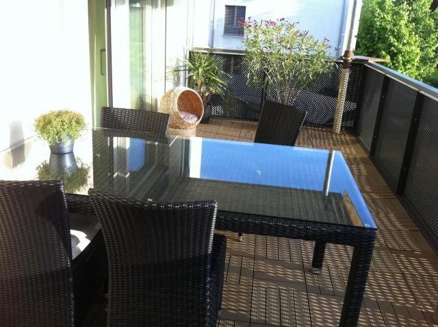 4 1 /2 - Zimmerwohnung mit grossem Balkon 19689940