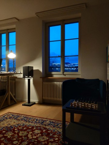Exclusives möb. Loft in Berner Innestadt mit Aare Blick 32331125