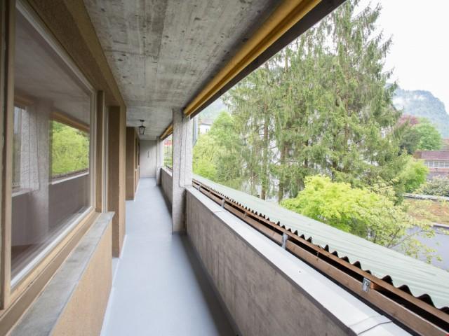 Schöne Wohnung in Mollis mit grossem Balkon 29881288