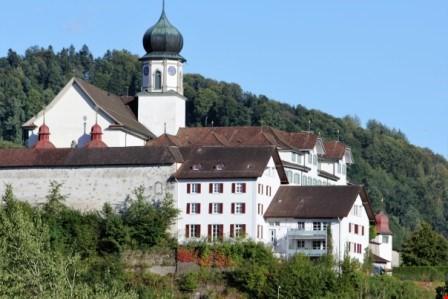 Dach-Wohnung im Kloster Werthenstein 22069770