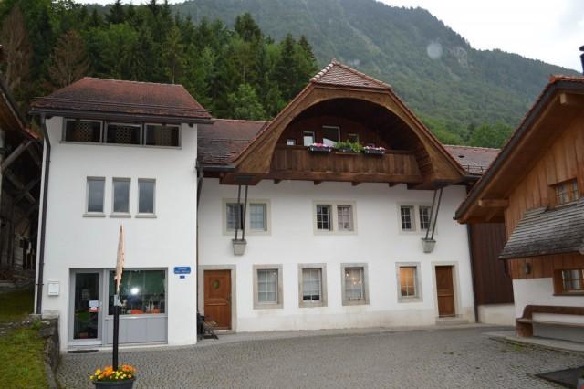 A louer maison de Village 4,5 pces, à 1666 Villars-sous-Mont 19309205