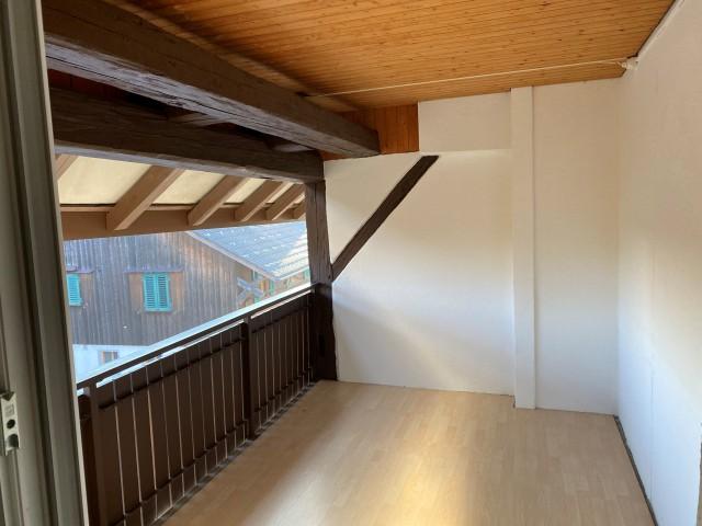 Balkon (gedeckt)