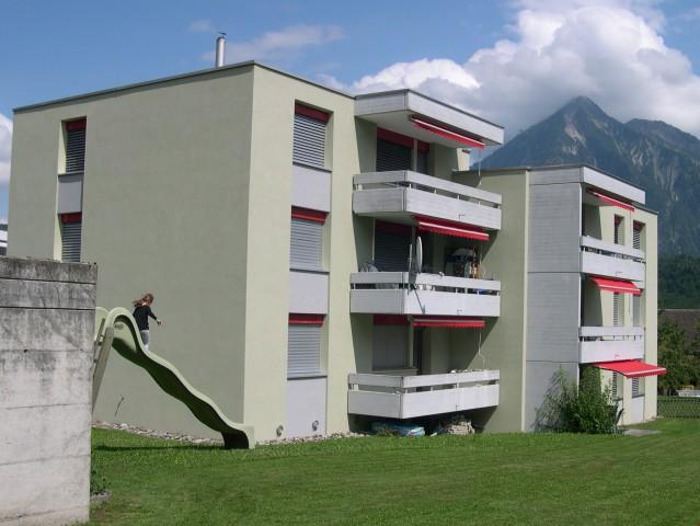 Helle, ruhige Wohnung in Alpnach Dorf zu vermieten 24097752