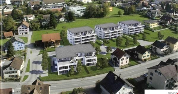 3.5-ZimmerGartenwohnung in Schänis 19668397
